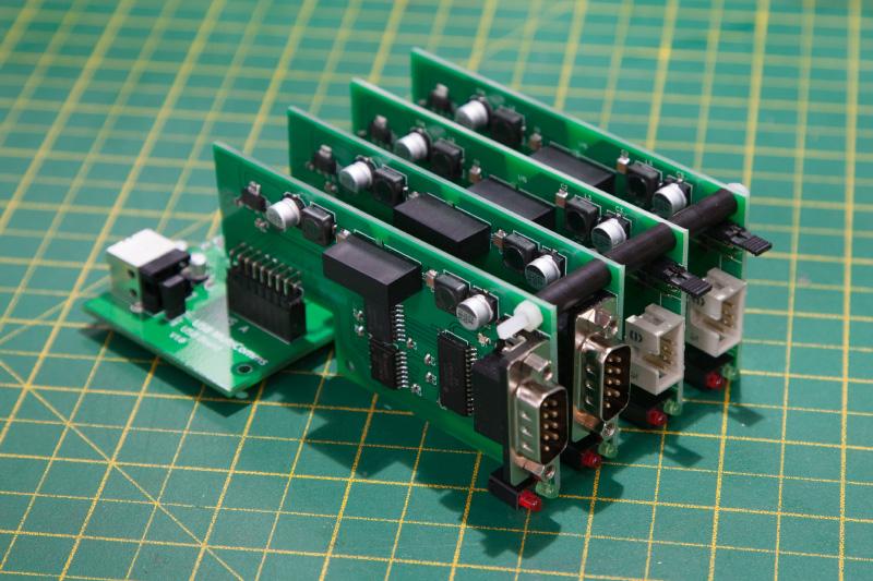 usb multicomms part four case Circuit Board Tape Circuit Tape Foam Board