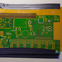 Click to view large image of Solder Paste Stencil
