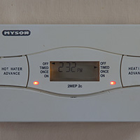 Click to view larger image of Old Central Heating Controller