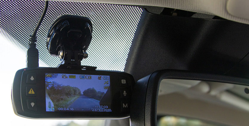 Nextbase 512G dash cam fitted