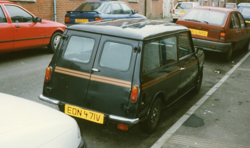 Mini Clublan Estate