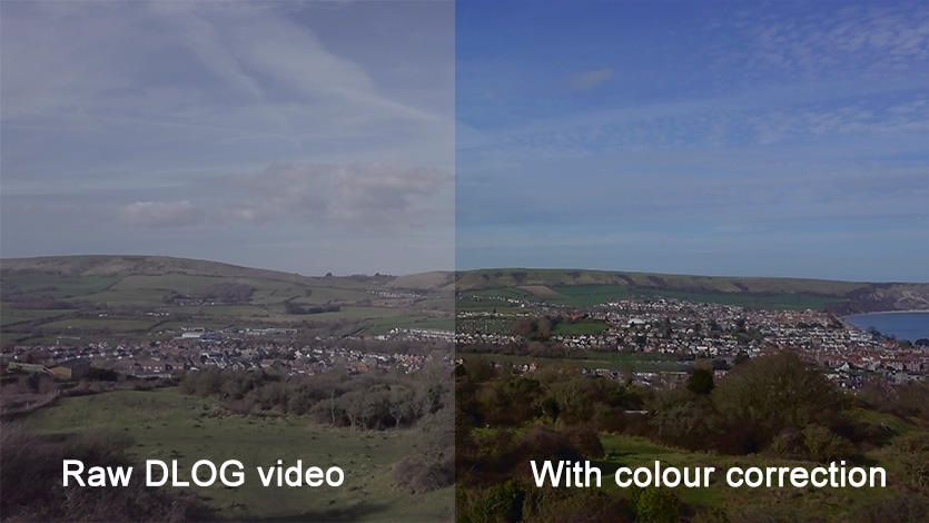 DJI Mavic Pro Video Still