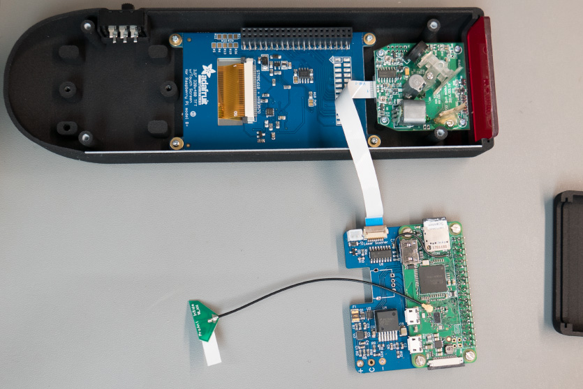 Raspberry Pi Barcode Scanner Boards