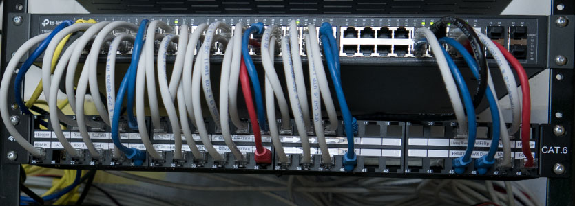 Home network upgrade
