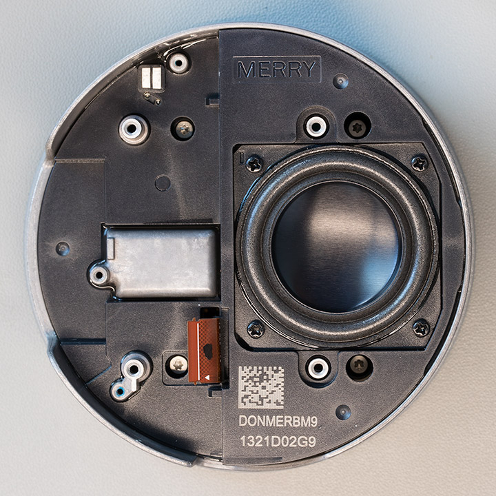 Amazon Echo Dot Rev 3 Metal Chassis with Speaker