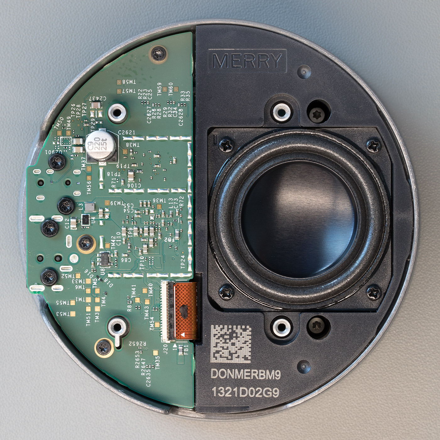 Echo Dot 3rd Gen Smart speaker Teardown