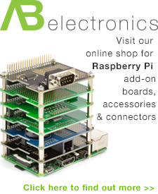 ABElectronics UK online shop