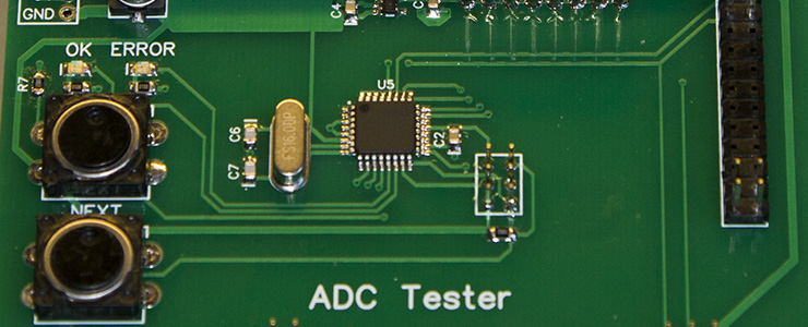 ADC Test Jig