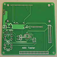 Click to view large image of Bare PCB Board