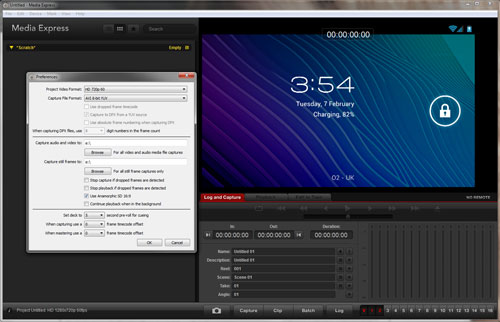BlackMagic Intensity Pro HDMI capture of Galaxy Nexus and iPad 2