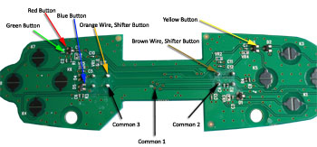 External Button Connections