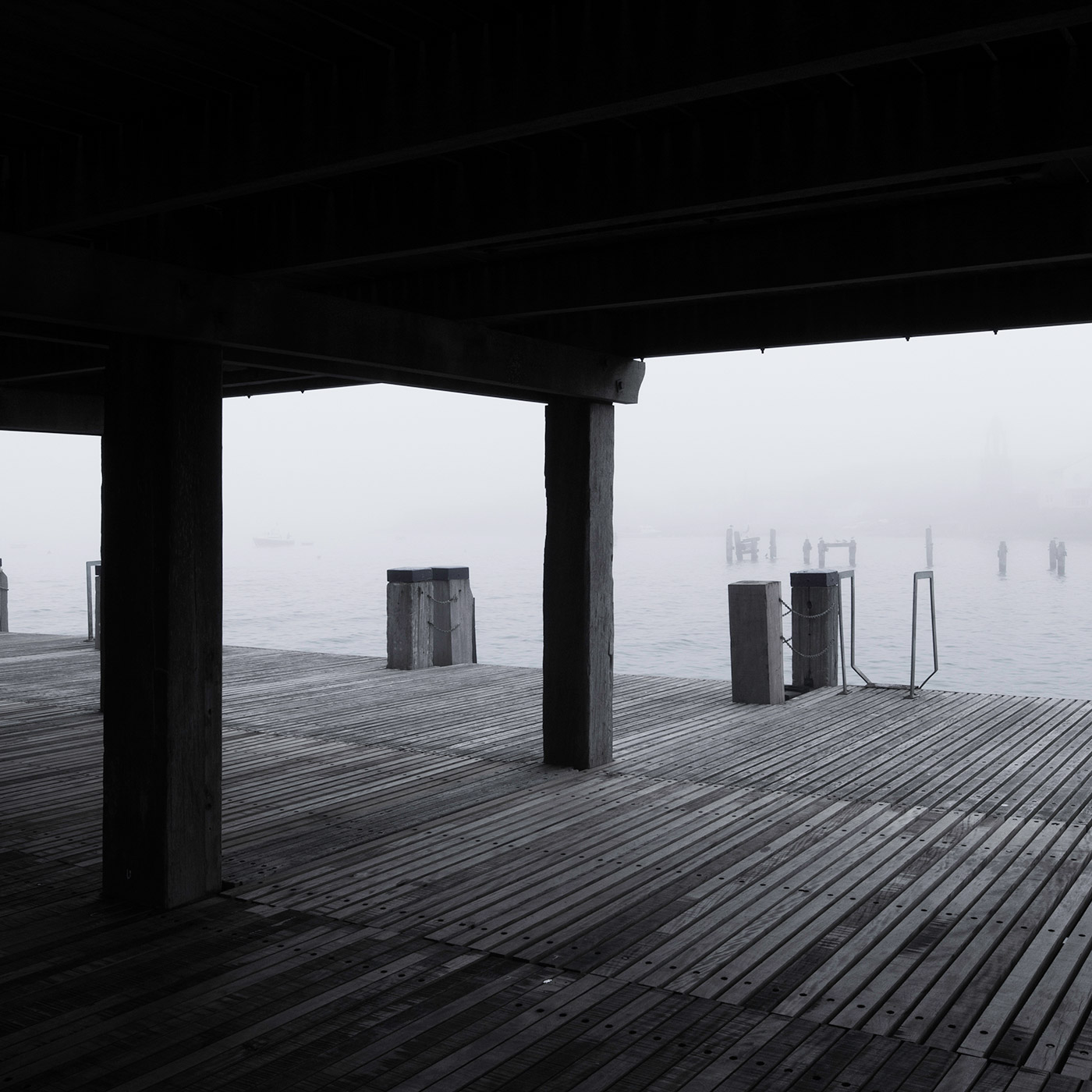 Photo of Under the pier