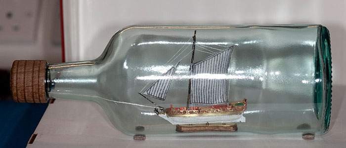 Ship in a Bottle photo gallery