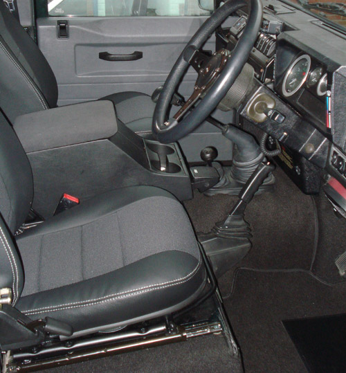 wiring land rover defender heated seats. Black Bedroom Furniture Sets. Home Design Ideas
