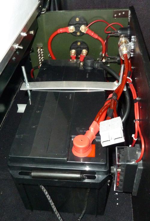 Land Rover Defender Split Charge Setup
