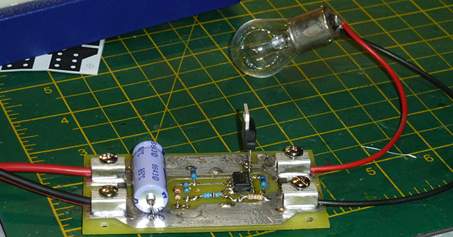 Low Voltage Cut off testing