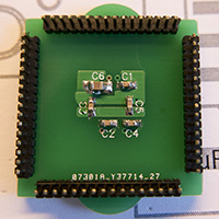 Click to view large image of Processor PCB Base