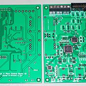 Click to view large image of PCB ready to build