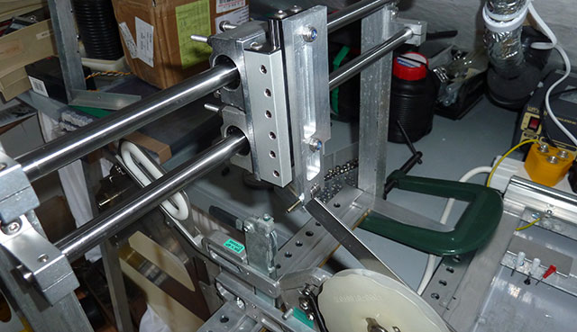 Small Cnc Mill >> Automatic component feeders DIY pick and place Part 1