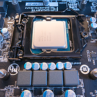 Click to view large image of The motherboard