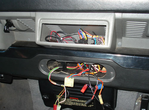 Raptor Dash Fitting