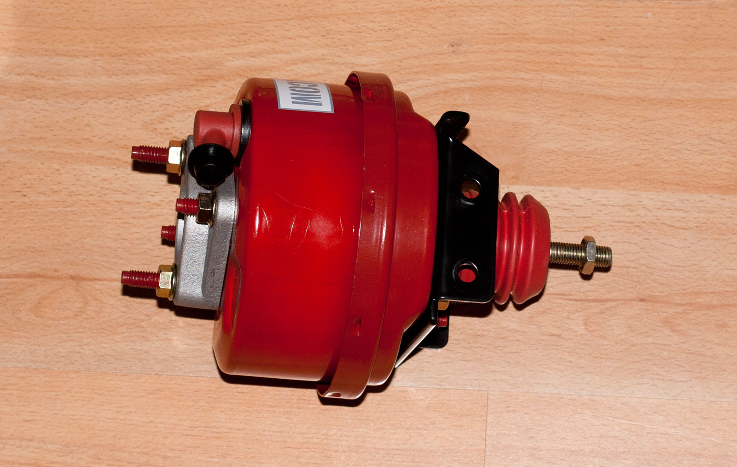 Fitting A Redbooster Clutch Servo Kit To An Td5 Landrover