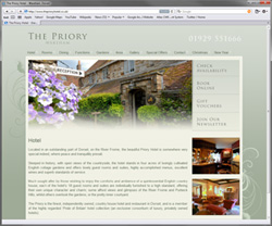 The Priory Hotel Wareham