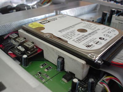 hard drive caddy